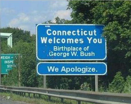 Connecticut-funny