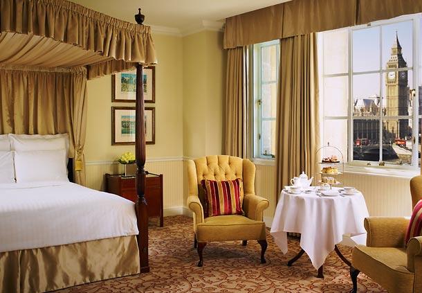 amazing hotels in london