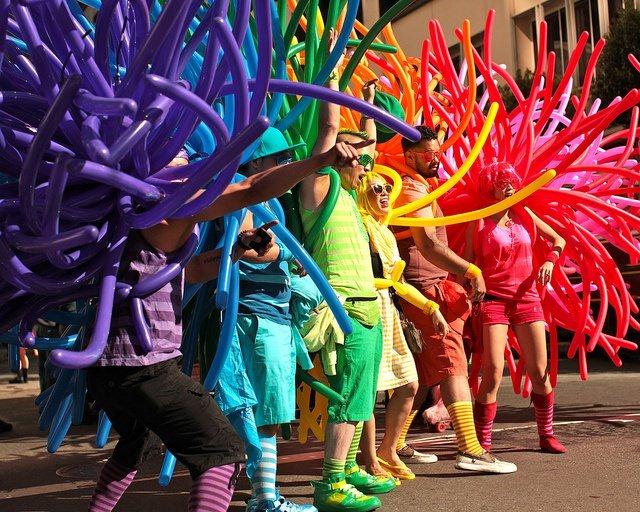 San Francisco Pride 2015