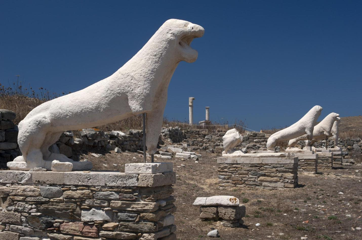 Top 5 Ancient Sites on the Cyclades