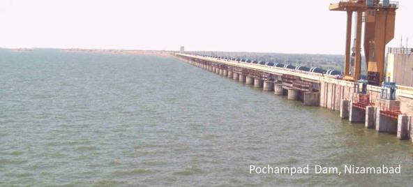 Pochampad-Dam-Nizamabad