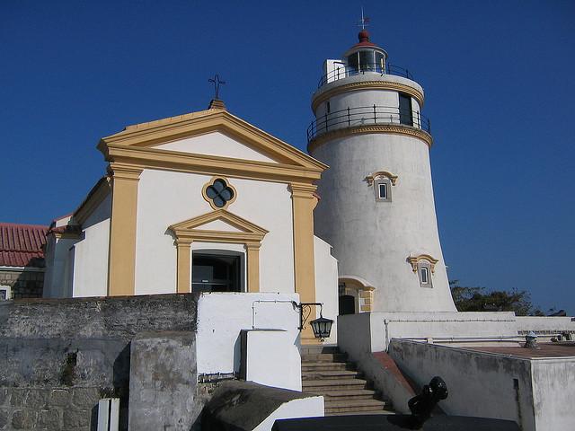 Macau Guia Fortress