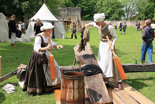 Medieval festivals