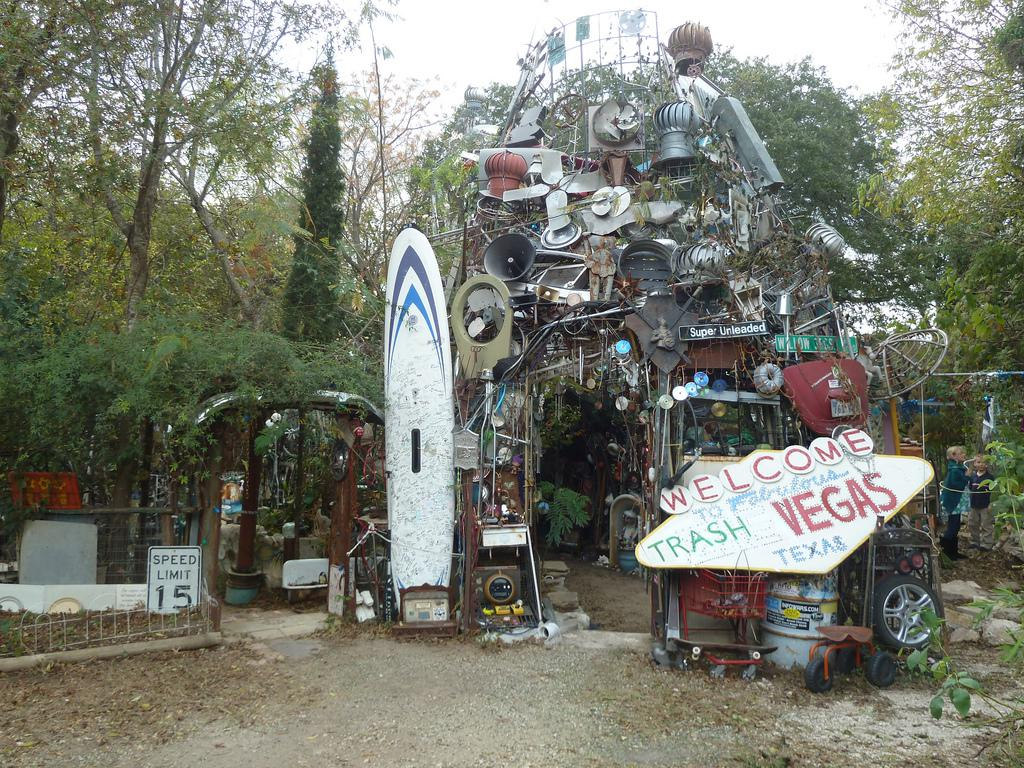 The Cathedral of Junk, Austin, USA by Fuzzy Gerdes