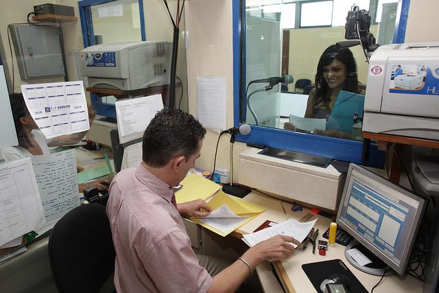 visa office